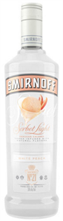 Smirnoff Sorbet Light Vodka White Peach 1.00l